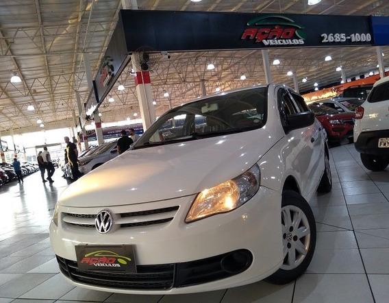 Volkswagen Gol 1.0 8v G.v 2012 Direção Hidraulica