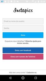 Codigo Fonte App Clone Insta. Completo 2018