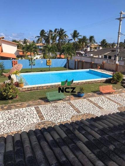 Casa Com 3 Dormitórios Para Alugar, 524 M2 Por R$ 5.500/mês - Ipitanga - Lauro De Freitas/ba - Ca3159