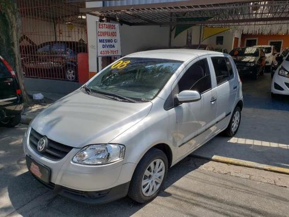 Volkswagen Fox 1.0 4p C/ Dh Impecavel 2008