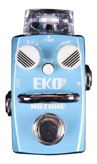 Pedal Guitarra Hotone Delay Eko Sdl 1