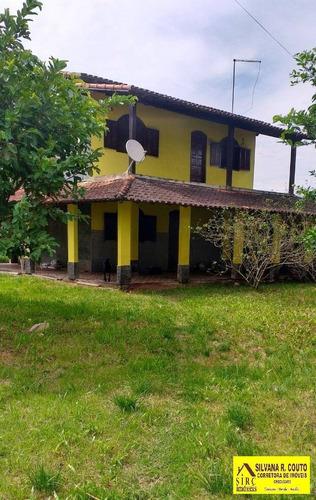 Imagem 1 de 15 de Chácara Inoã- Chácara 5.000 M² -2 Qts R$ 400 Mil -proposta - 471