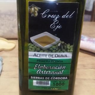 Aceite De Oliva Extra Virgen Primera Prensada