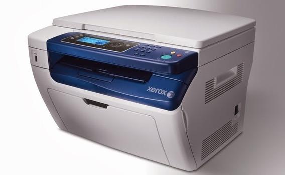 Impressora Multifuncional Monocromática Workcentre 3045