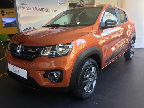 Auto 0km Renault Kwid Iconic 2021 No Mobi Upp Qq Onix (sg)