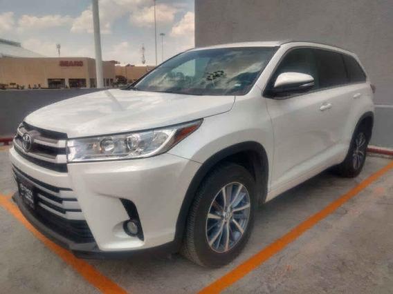 Toyota Highlander 2018 5p Xle V6/3.5 Aut