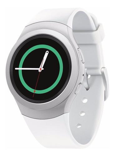 Samsung Gear S2 Sm-r720 Galaxy Smartwatch Inteligente Blanco
