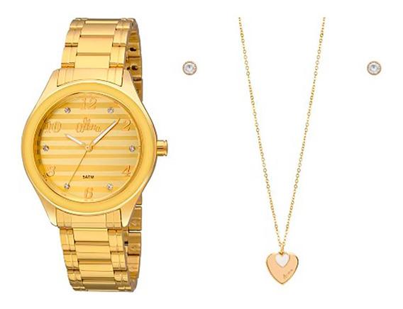 Relógio Allora Feminino Al2035fie/k4y