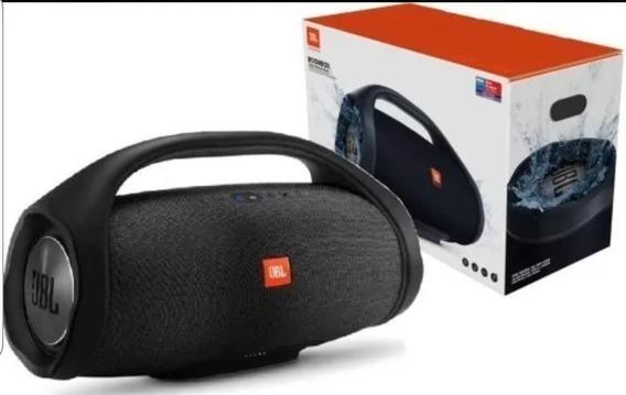 Caixa De Som Jbl Boombox Bluetooth Portatil - Nova Na Caixa