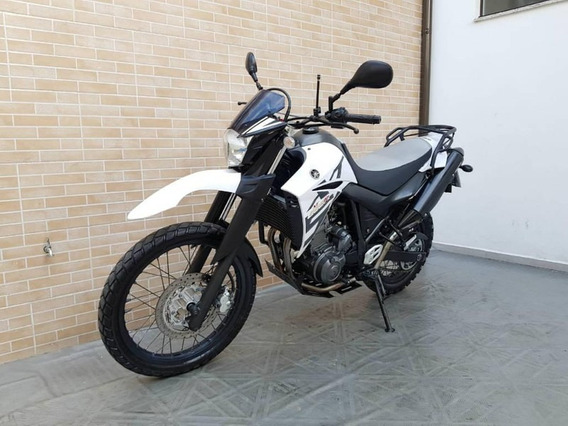 Yamaha Xt 660r Branca 2015