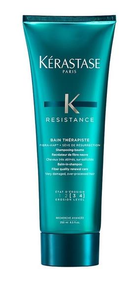 Shampoo Kérastase Résistance Bain Thérapiste Daño Alto 250ml