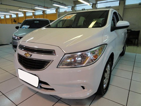 Chevrolet Onix 1.0 Lt 5p 2016 Branco
