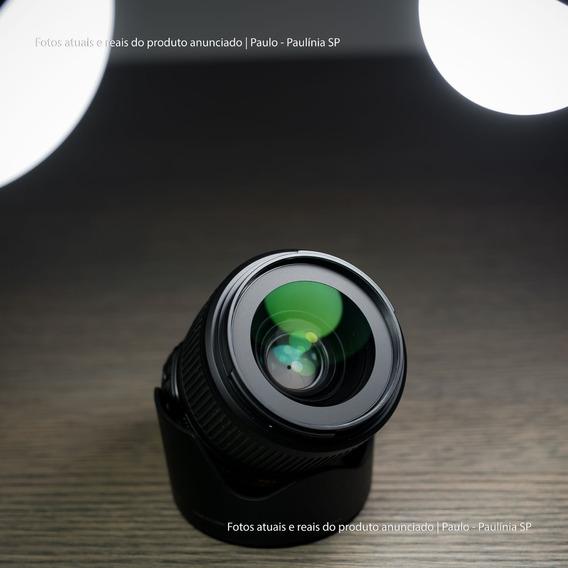 Lente Nikon Nikkor 35mm 1.8g Ed (impecável)