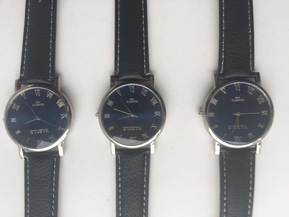 Kit Com Três Relógios Yazole 268.