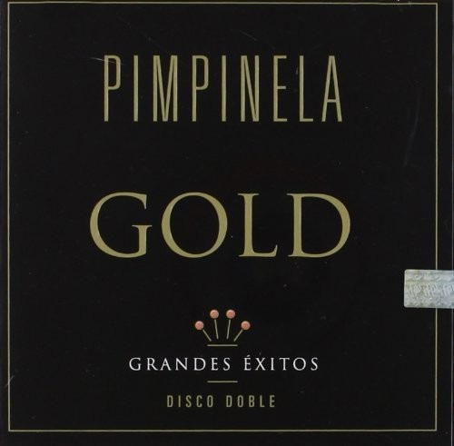 Cd Pimpinela Gold Grandes Éxitos Disco Doble Open Music U-