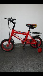 Bicicleta Rod 12. No 16,18,20, Bmx, Aurorita, X Terra