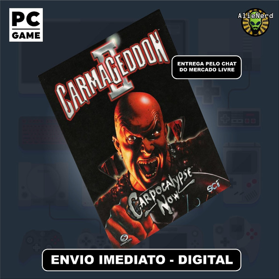 Carmageddon 2 Carpocalypse Now - Pc - Mídia Digital