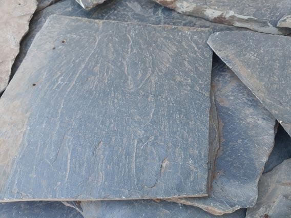 Piedra Revestimiento Laja San Luis Negra Irregular