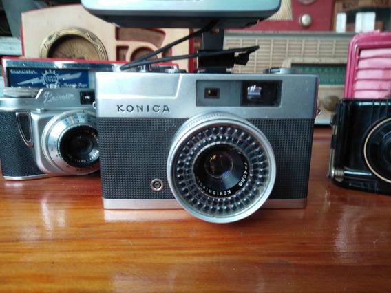 Cámara Fotográfica Antigua Konica
