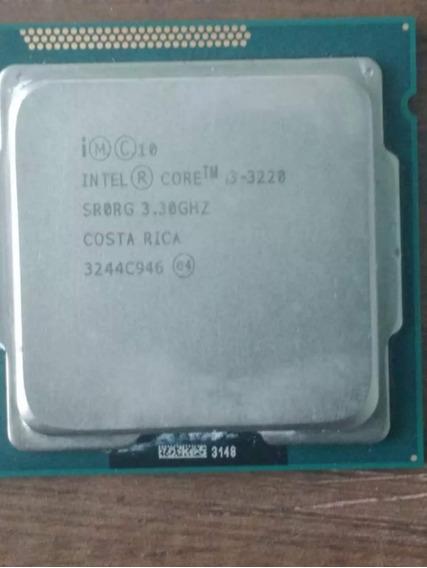 Processador Intel 1155 Core I3 3220 (sem Cooler)