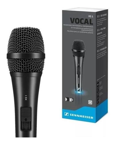 Imagen 1 de 7 de Sennheiser Xs1, Microfono Vocal Cardioide Meses Sin Interes