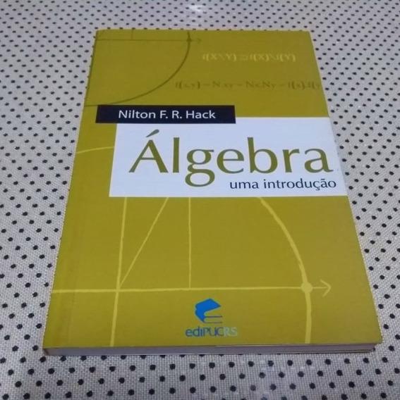 Livro Álgebra - Uma Introdução