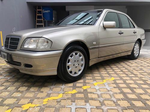 Mercedes-benz Clase C 2.4 C240 Elegance
