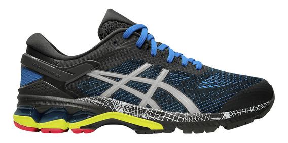 Tenis Asics Correr Gel-kayano 26 Ls Azul
