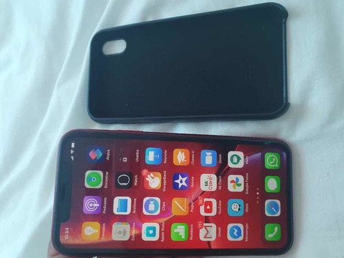 Celular iPhone XR De 128 Gb En Buen Estado