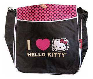 Morral De Hello Kitty Sanrio Original