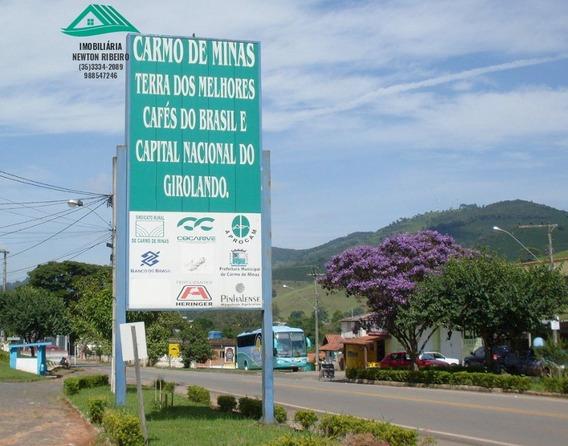 Fazenda A Venda No Bairro Zona Rural Em Carmo De Minas - Mg. - 256-1