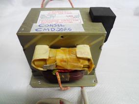 Transformador Microondas Consul Cmd20as 220v Usado Gal800e
