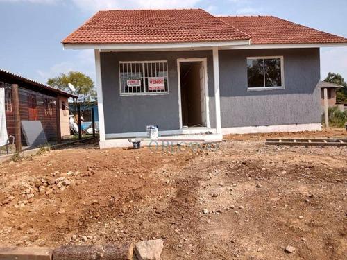 Casa Com 2 Dormitórios À Venda, 70 M² Por R$ 317.000,00 - Vila Dante - Canela/rs - Ca0646