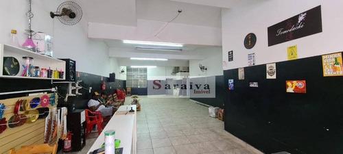 Imagem 1 de 20 de Salão À Venda, 180 M² Por R$ 550.000,00 - Vila Vivaldi - São Bernardo Do Campo/sp - Sl0060