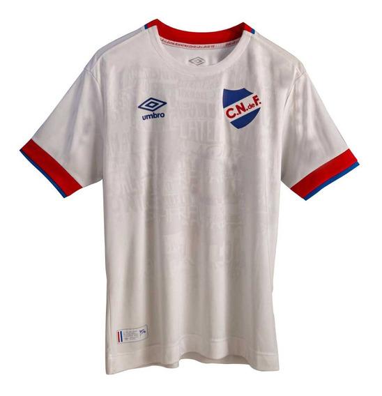 Camiseta Umbro De Nacional Oficial Sin Sponsor Mvdsport