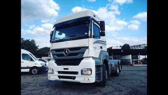 Caminhão Mercedes-benz Axor 2544 - Carta Contemplada Caixa