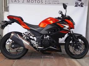 Kawasaki Z250 Estado De Nueva 2015 Original