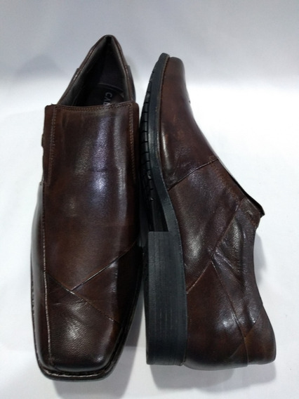 Sapato Masculino Numeros Especiais Chocolate 800a173