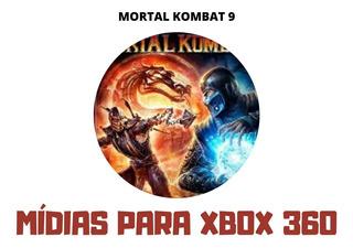 Jogo Mortal Kombat 9 - Xbox 360
