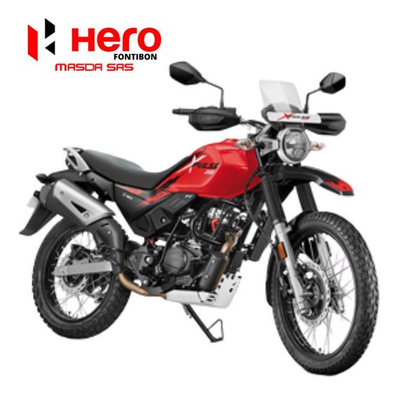 Hero Xpulse 200 Fi 2021 Nueva Credito / Contado