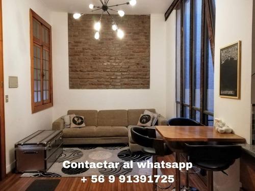 Hermoso Home Studio En Casona Patrimonial Del Barrio Yungay