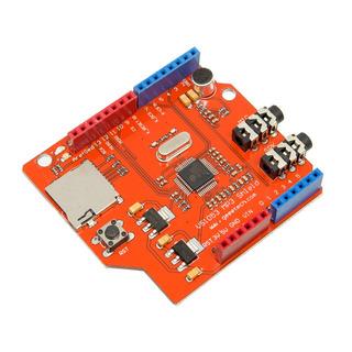 Decodificador De Audio Vs1053b Mp3 Shield Para Arduino