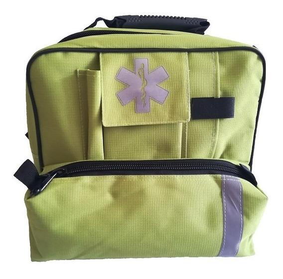 Mochila Botiquín Primeros Auxilios Compack