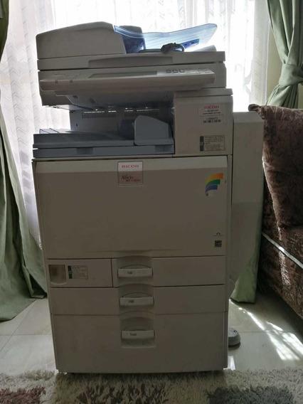 Ganga! Vitrina En L, Impresora Y Accesorios De Tecnologia