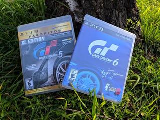 Gran Turismo 5 / Gran Turismo 6 Ps3. Envío Gratis