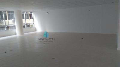 Sala Para Alugar No Bairro Centro Em Rio De Janeiro - Rj. - Alfândega 198m²-3053