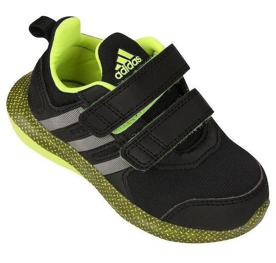 Tênis Infantil adidas Hyperfast 2 Cf Original Bebê Menino