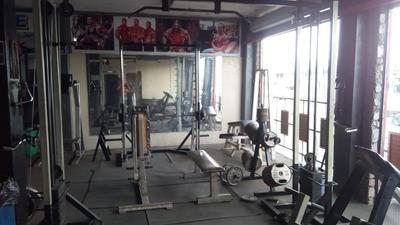 Vendo Gym Con Todo Y Peso Negociable