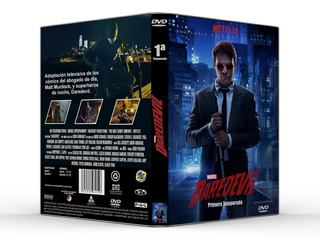 Daredevil Pack 3 Temporadas Dvd