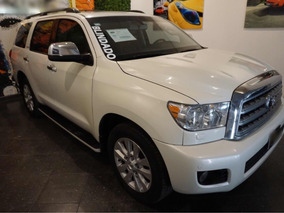 Toyota Sequoia Platinum Blindado Nivel 3 2010